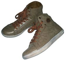 Slazenger High Top Sneaker Dark Khaki Größe 36