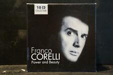 Franco Corelli - Power and Beauty   10 CD-Box