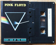 PINK FLOYD - DARK SIDE OF THE MOON (A212) RARE UNOFFICIAL CASSETTE TAPE
