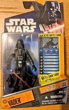 Star Wars Saga Legends Darth Vader SL06 Galactic Battle Game figure from HASBRO