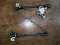 2000 FORD FOCUS 1.8 TDi 5DR NS PASSENGER FRONT WINDOW MOTOR REGULATOR XS4123201