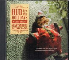 Christmas CD Spartanburg South Carolina Musicians Hub For The Holidays SC