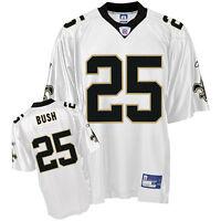 NFL Reggie Bush New Orleans Saints American Football Premier Shirt Jersey