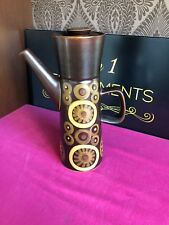Denby Arabesque Large Coffee Pot 2.5 Pints Last 5 Available