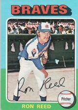 1975 Topps Mini #81 Ron Reed Atlanta Braves (2018-0725)