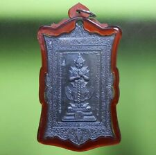 REAL THAO VEJSUWAN OLD THAI AMULET PENDANT VERY RARE!!!