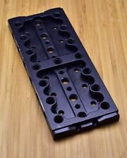 Element Technica Top Cheese Plate EL-TPR Red Compatible 15mm 19mm Rods  (#2013)