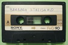 MC Musicassetta SONY FeCr 90 TYPE III vintage compact cassette audio tape USATA