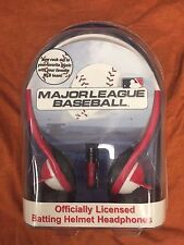 MLB LOS ANGELES ANGLES OFFICIALLY LICENSED HEADPHONES NEW IN PACKAGE