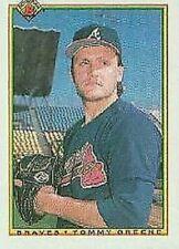 Carte collezionabili baseball 1990