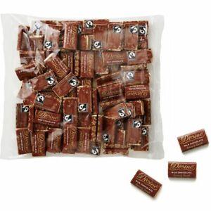 DIVINE | Fairtrade Milk Chocolate Mini Bars (4.2g (100 Pack) | FREE DELIVERY