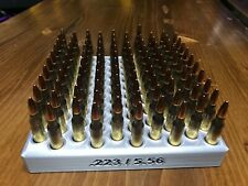100 Space .223 / 5.56 Reloading Tray