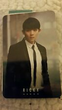 Teen top Ricky exito official photocard Card Kpop K-pop