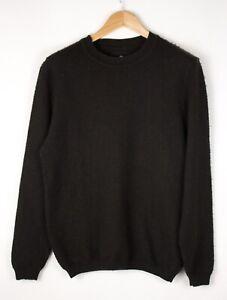 G-STAR RAW Men Acernius Casual Slim Wool Cotton Sweater Jumper Size M ASZ1645