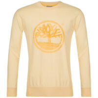 Timberland Stonybrook Herren Crew Sweatshirt Pullover gelb 0YGEI-TY3 Gr XL neu