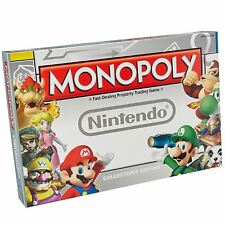 Nintendo Monopoly Board Game