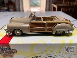 "Mopar 1947 Chrysler Town & Country ""woody"" Convertible 1 43"