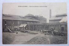 CPA 71 - Epinac-les -Mines -Puits de la Garenne-Lavoirs    1910  Réf E / 09