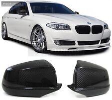 BMW 5er f10 f11 f18 10-13 Carbonio Performance Specchio Copre Fibra vera Ali