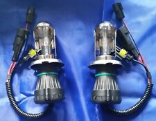 2 Xenon HID Headlight Bulbs replacement H4 6000K