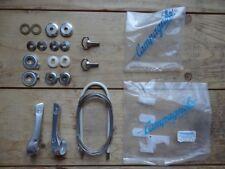 CAMPAGNOLO C-Record Rahmenschalthebel /Shifters (1985-88) - retro/vintage/NOS