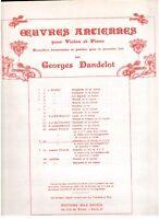 Vivaldi: Konzert Op.3 N.9 Für Violine E Klavier (Trascritta Von Dandelot)
