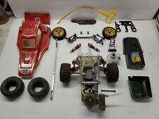Kyosho Assault nitro sand rail R/C buggy parts