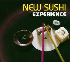 NEW SUSHI = Wasabi/Kakomi/Red Planet/Momento/Tempura..= DOWNTEMPO DUB DEEP HOUSE