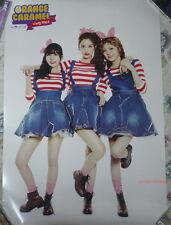 After School Orange Caramel Single Album Vol.4 Taiwan Promo Poster