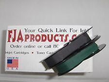 New Ribbons for the Royal Manual Portable Typewriter -  Black and Green Ribbons