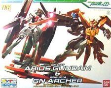 【Gunpla EXPO Limited】 HG 1/144 Arios Gundam & GN Archer Clear Color Ver.