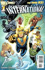 Justice League International Vol. 3 (2011-2012) #1