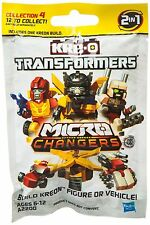 KRE-O Transformers Micro-Changers Mystery Pack Collection 4
