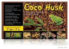 Exo Terra Coco Husk Tropical Terrarium Substrate 7L Brick PT-2775