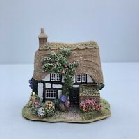 Lilliput Lane - The Poppies - L2058 - The British Collection- Boxed With Deeds