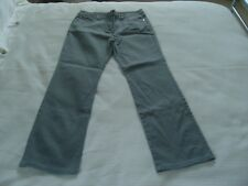 Nearly new ladies slate grey Dash jeans