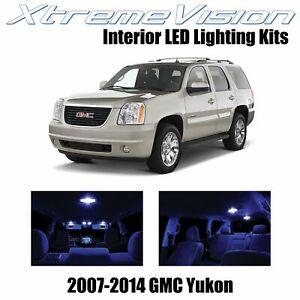 XtremeVision Interior LED for GMC Yukon 2007 - 2014 (12 PCS) Blue