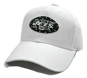 NY New York Jets NFL Football Team Apparel Adjustable Women's Dazzled Cap Hat