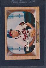 1955 Bowman #011 Billy Bruton Braves VG/EX 55B11-30516-1
