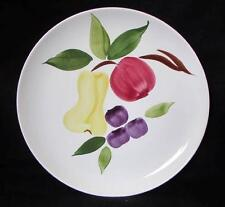 "Stentson China Rio Fruit Design  9-1/2"" Dinner Plate L8-9"
