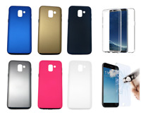 PT Cover Case Double 360º Front + Rear For Samsung Galaxy J6 (2018) 5.6""