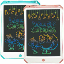 "NEW 11"" LCD E-Writing Color Drawing Educational Learning Tablet Pad Toy for Kids"