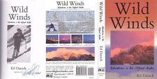 Mountaineering: Wild Winds, Aconcagua, Andes, Ed Darack, Signed 1st ed