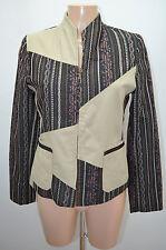 Femme Ebay Riu Et Manteaux Taille Jacqueline 38 Pour Marrons Vestes nYnHCq