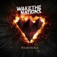 WAKE THE NATIONS - HEARTROCK   CD NEW