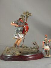 120mm Roman Legionary Eagle Standard Bearer Aquilifer model figure miniature