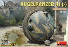 """MiniArt 1/35 """"What If"""" Series - Kugelpanzer 41(r) [Interior Kit]"""