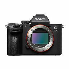 Sony Alpha a7 III Full Frame Mirrorless Digital Camera Body ILCE7M3/B