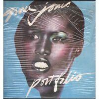 Grace Jones Lp Vinile Portfolio / Island ORL 19470 Sigillato