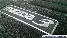 New Genuine Mazda 3 BL Carpet Floor Mats Set NEO MAXX SPORT SP25 MPS BL11FMSTD